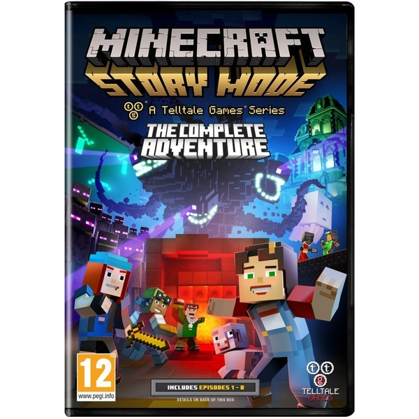 Minecraft: Story Mode - The Complete Adventure PC