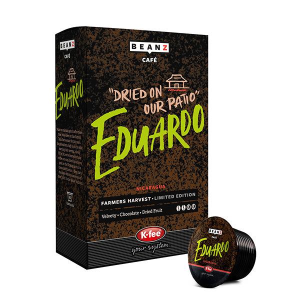 Capsule cafea BEANZ Eduardo
