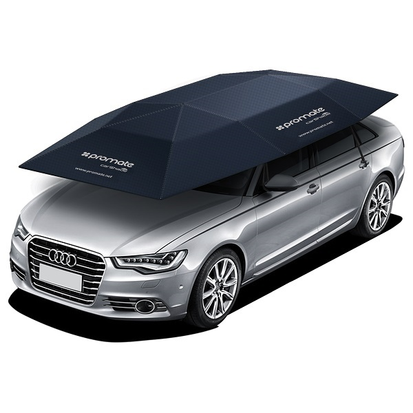 Husa protectie auto tip umbrela PROMATE CarShade, negru