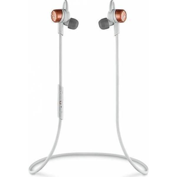 Casti Bluetooth PLANTRONICS BackBeat Go3 Cobalt grey-orange