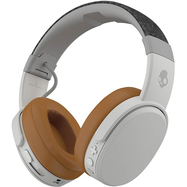Casti on-ear SKULLCANDY Crusher Wireless S6CRW-K590, Gray