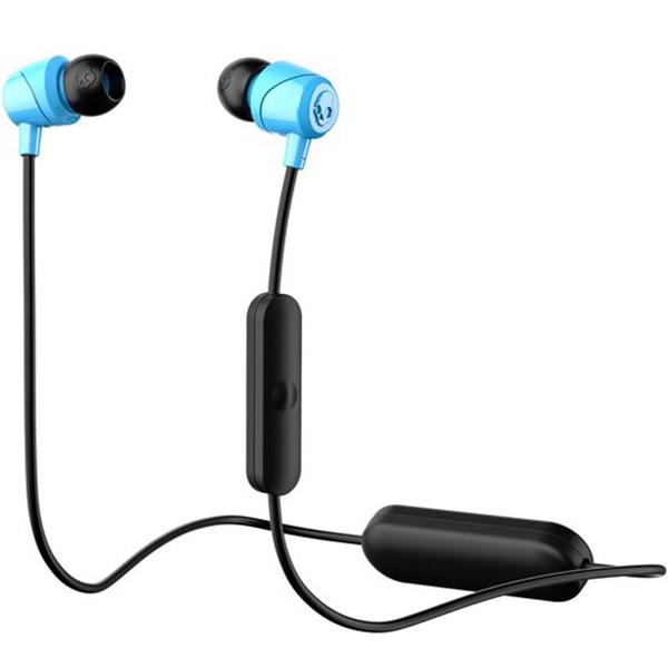 Casti SKULLCANDY Jib S2DUWK-012, Bluetooth, In-Ear, Microfon, albastru