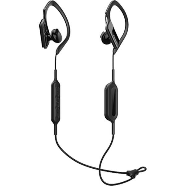 Casti PANASONIC RP-BTS10E-K, Bluetooth, In-Ear, Microfon, negru