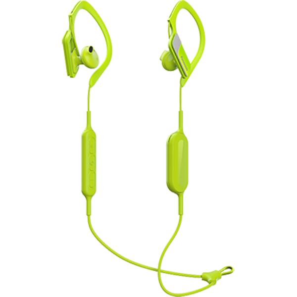 Casti PANASONIC RP-BTS10E-Y, Bluetooth, In-Ear, Microfon, galben