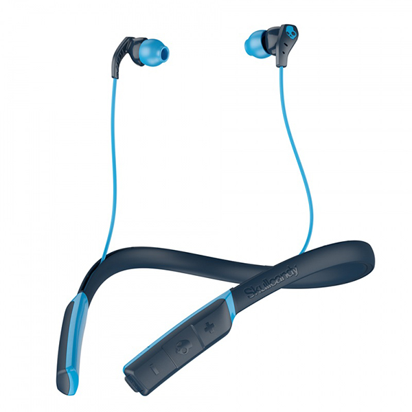 Casti SKULLCANDY Method S2CDWJ-477, Bluetooth, In-Ear, Microfon, albastru
