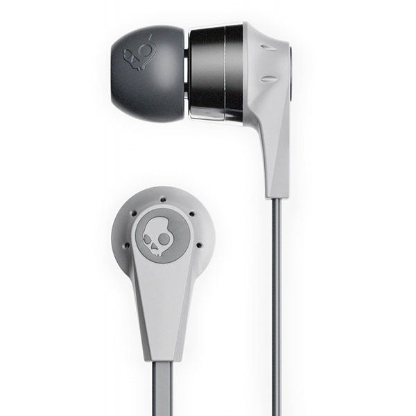 Casti SKULLCANDY Ink'd Street S2IKY-K610, Cu Fir, In-Ear, Microfon, gri