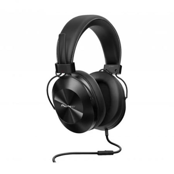 Casti PIONEER SE-MS5T-K, Cu Fir, On-Ear, Microfon, negru