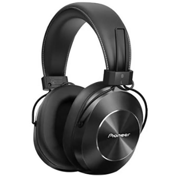 Casti PIONEER SE-MS7T-K, Bluetooth, On-Ear, Microfon, negru