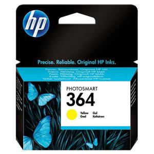 Cartus HP 364 CB320EE, galben