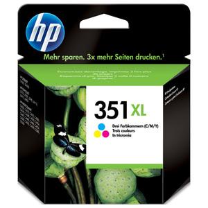 Cartu tricolor HP 351XL CB338EE