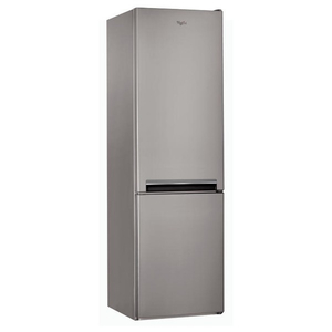 Combina frigorifica WHIRLPOOL Supreme NoFrost BSNF 9101 OX, 349 l, 201 cm, A+, inox