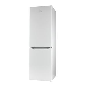 Combina frigorifica INDESIT LR9S1QFW, 368l, A+