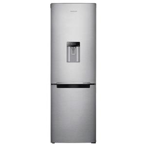 Combina frigorifica No Frost SAMSUNG RB31FWRNDSA, 310 l, 185 cm, A+, argintiu