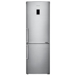 Combina frigorifica No Frost SAMSUNG RB33J3315SA/EF, 328 l, 185 cm, A++, argintiu