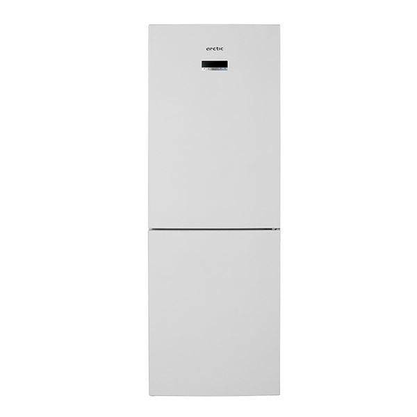 Combina frigorifica ARCTIC AK60355NFE+, Full No Frost, 321 l, H 201 cm, Clasa A+, alb