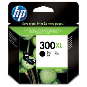 Cartus HP 300XL CC641EE, negru
