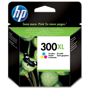 Cartus tricolor HP 300XL CC644EE