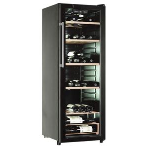 Racitor de vinuri CANDY CCV 1420 GL, 200 l, 142 cm, B, 70 sticle, negru