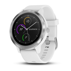 Smartwatch GARMIN Vivoactive 3 Android/iOS, silicon, white