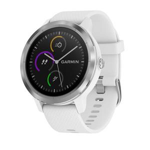 Smartwatch GARMIN Vivoactive 3 Android/iOS, silicon, white