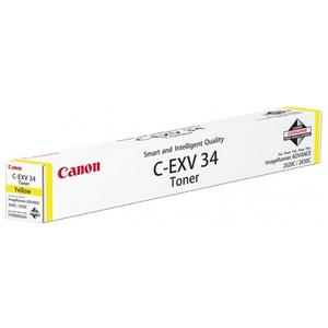 Toner CANON C-EXV 34 (CF3785B002AA), galben