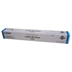 Toner CANON C-EXV 49 (CF8525B002AA), cyan