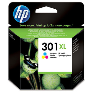 Cartus tricolor HP CH564EE Ink 301XL