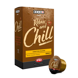 Capsule cafea BEANZ Chill, 16 buc