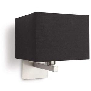 Aplica PHILIPS myLiving Wall light, 42W, E14, negru
