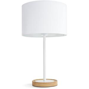 Lampa de masa PHILIPS myLiving Limba 36017/38/E7, 40W, E27, alb