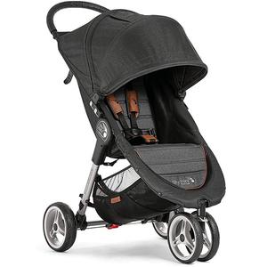 Carucior City Mini 3 Editie Aniversara BABY JOGGER BJ0185165401, 0 luni - 3 ani, negru-gri