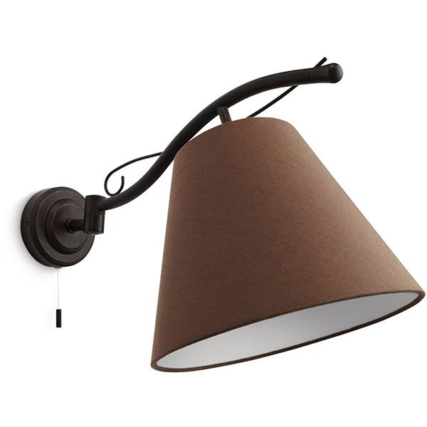 Lampa de perete PHILIPS myLiving Elmore 37672/86/16 , 1X42W, 230V