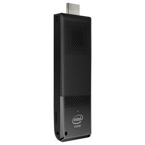 Sistem PC INTEL Compute Stick STK1AW32SC, Intel Atom x5-Z8300 pana la 1.84GHz, 2GB, eMMC 32GB, Intel HD Graphics, Windows 10