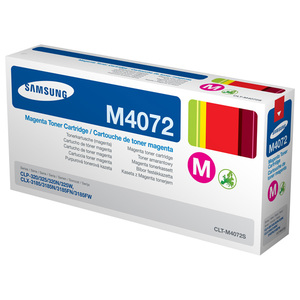 Toner SAMSUNG CLT-M4072S, magenta