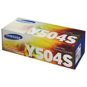 Toner SAMSUNG CLT-Y504S, galben