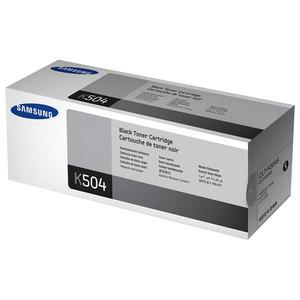 Toner SAMSUNG CLT-K504S, negru