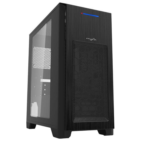Sistem IT MYRIA Digital 15, Intel® Core™ i5-7400 pana la 3.5GHz, 8GB, 1TB, NVIDIA GeForce GTX 1050 2GB, Ubuntu