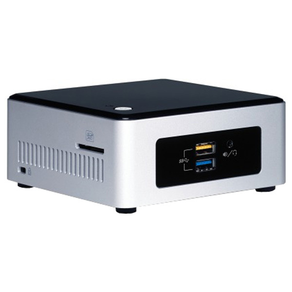 Sistem Desktop PC INTEL NUC NUC5CPYH, Intel Celeron N3050 pana la 2.16GHz, 4GB, 500GB, Intel HD Graphics, Free Dos