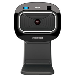 Camera Web MICROSOFT LifeCam HD-3000, 1280 x 720 pixeli, negru
