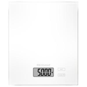 Cantar de bucatarie MEDISANA KS 210, 5kg, alb