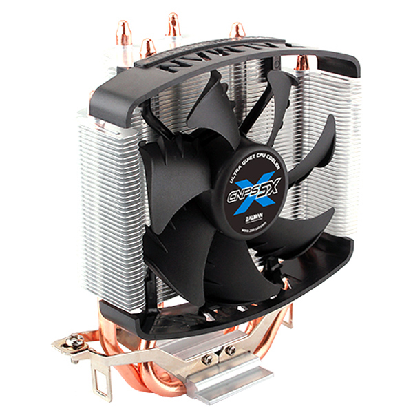 Cooler procesor ZALMAN Performa CNPS5X, PWM, 92mm fan