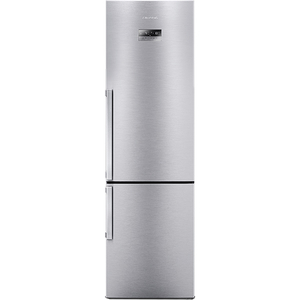 Combina frigorifica NoFrost GRUNDIG GKN 16220 X, 354 l, 201 cm, A++, inox