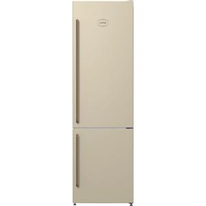 Combina frigorifica NoFrost Plus GORENJE NRK621CLI, 339 l, 200 cm, A+