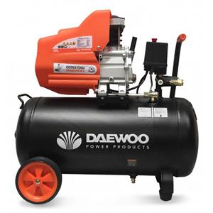 Compresor DAEWOO DAC50D, cu ulei, 50 litri, 1.5 CP, 8 Bar