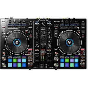 Controller DJ PIONEER DDJ-RR, 2 canale, negru