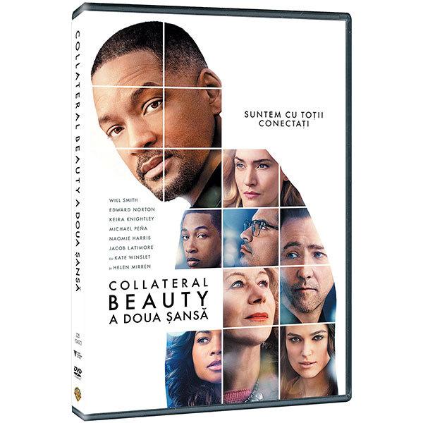 Collateral Beauty: A doua sansa DVD