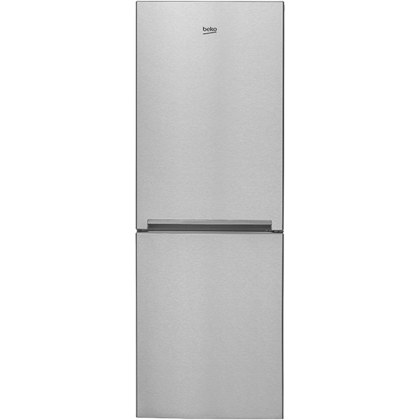 Combina frigorifica BEKO RCNA340K20XP, NeoFrost, 302 l, H 175 cm, Clasa A+, inox