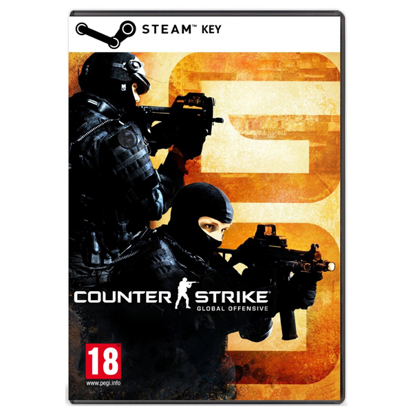 counter strike global offensive steam download code amazon