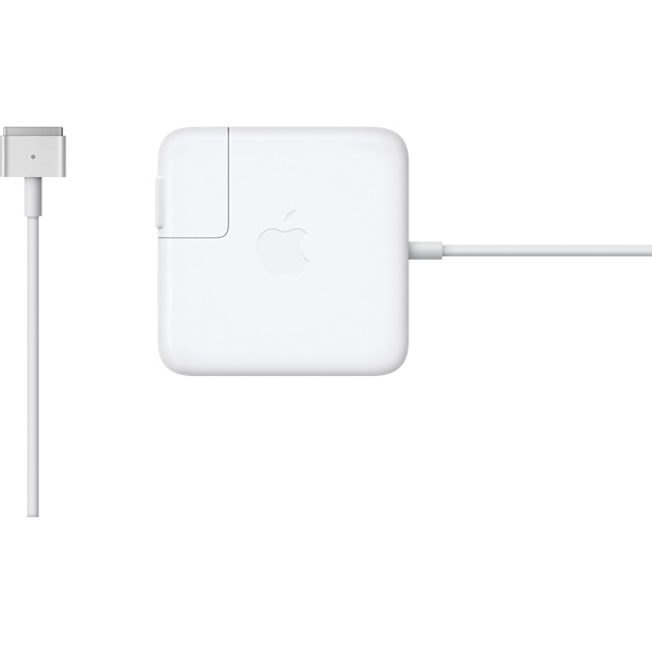 Incarcator laptop APPLE MagSafe 2 md592z/a, 45W, alb