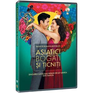 Crazy Rich Asians DVD